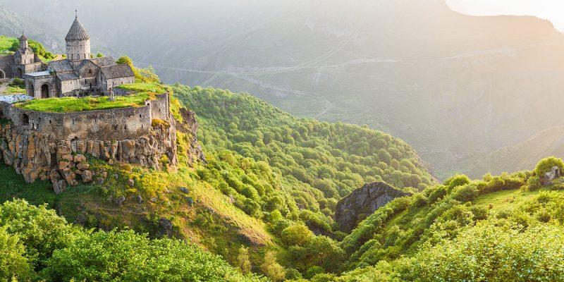 Le Caucase Chrétien