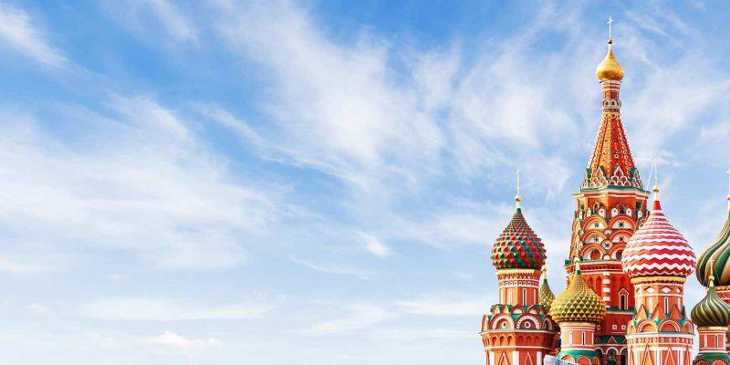 De Moscou à St Pétersbourg, les Perles de la Russie