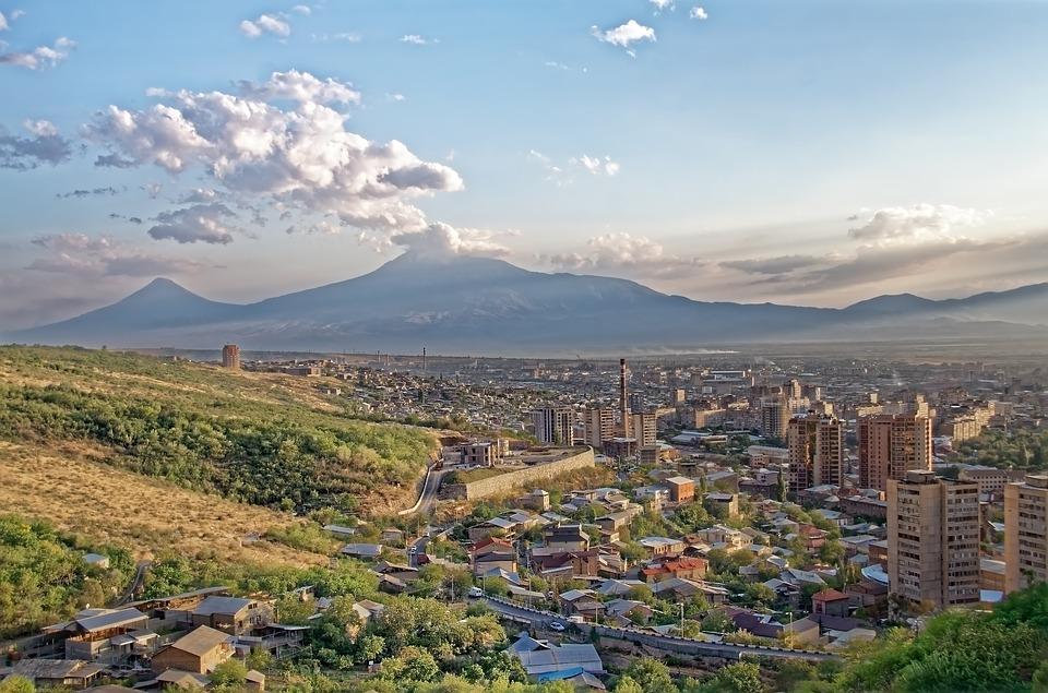 Paysage préparer son voyage en Arménie