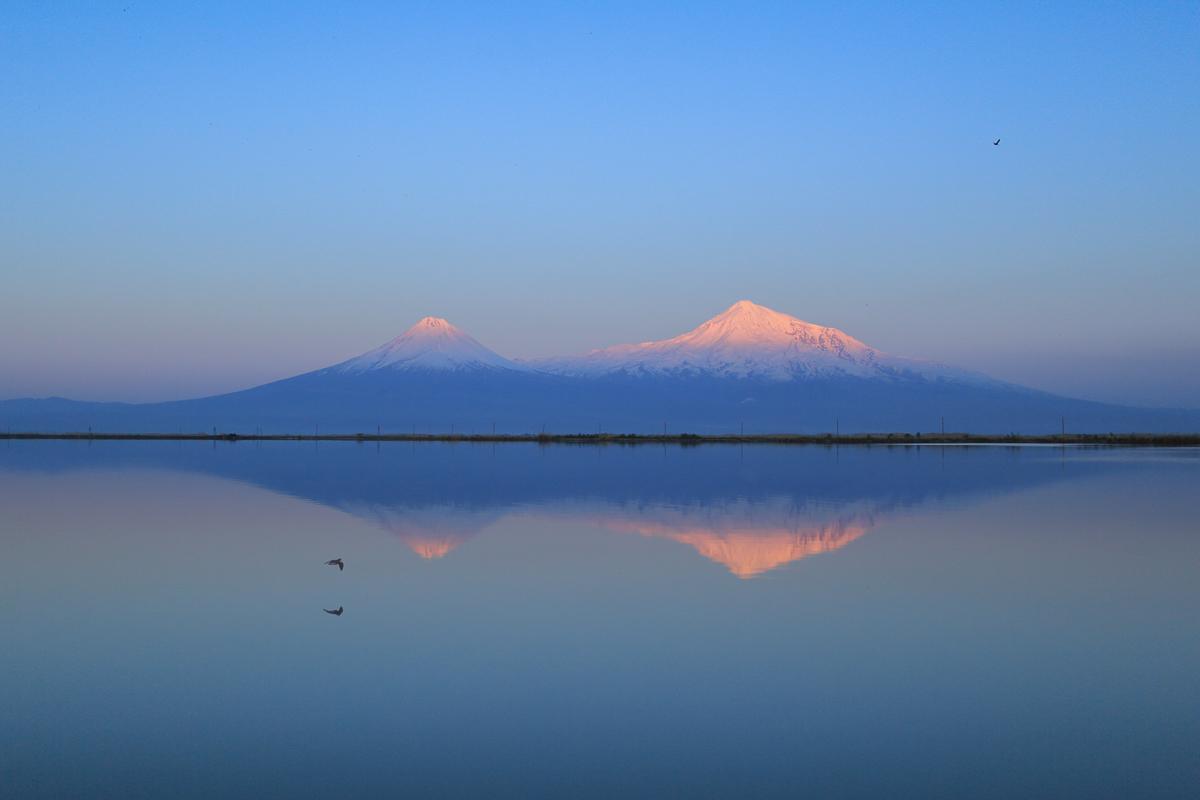 Voyage en armenie ararat organisé